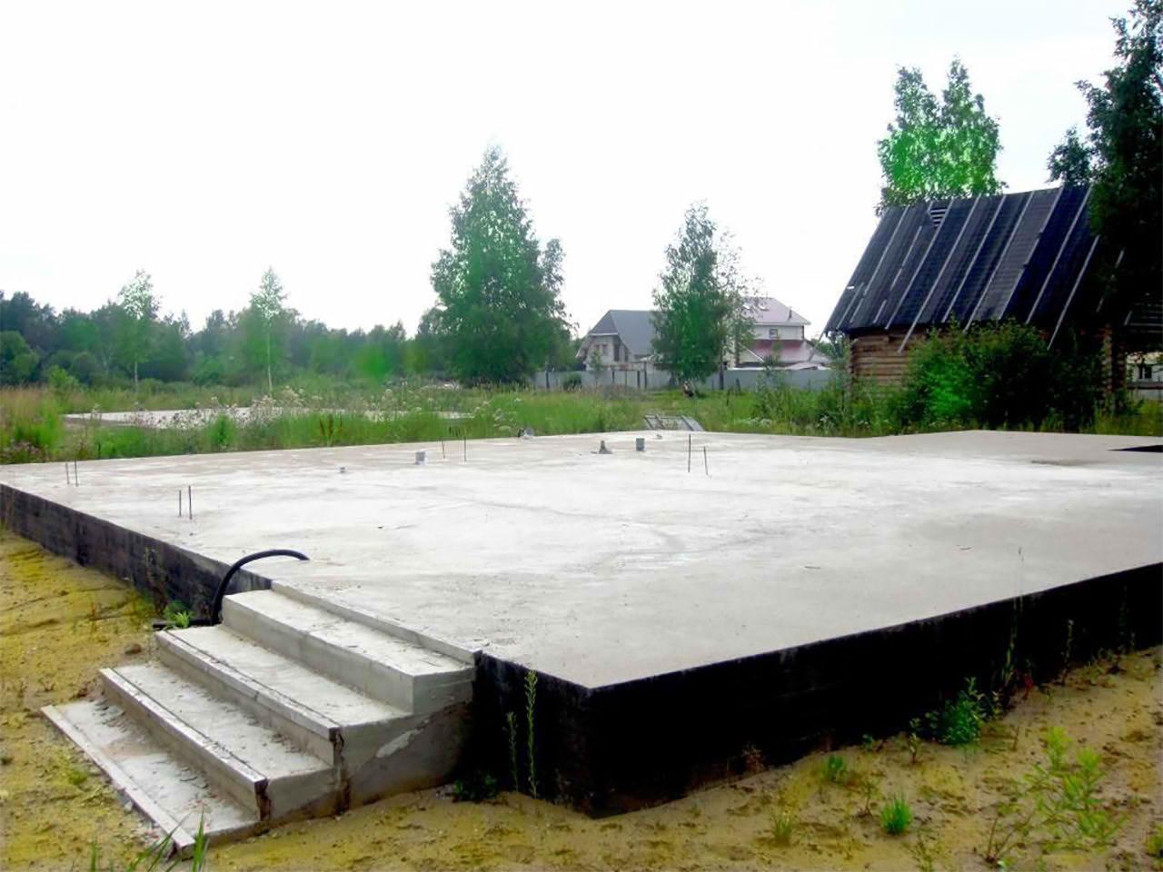инструкция фундамент бурения домов
